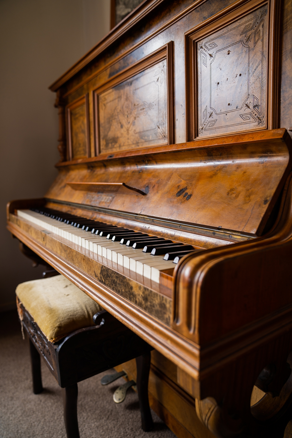 Photo of property: Piano