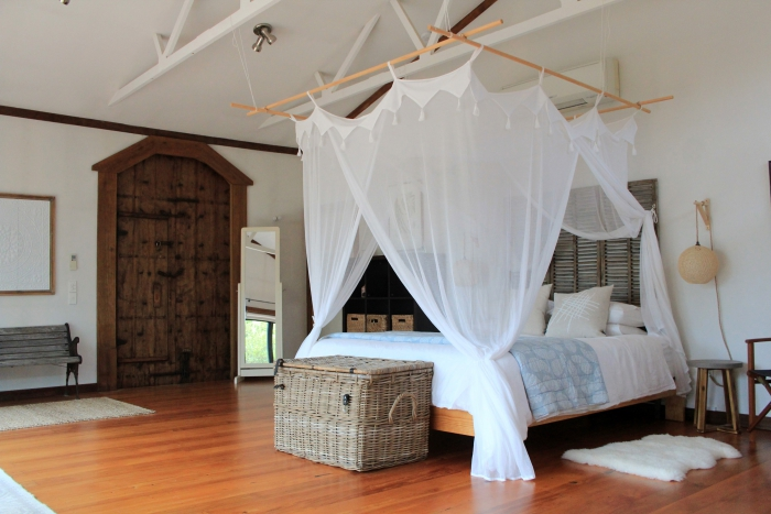 Photo of property: Woolshed room super king bed