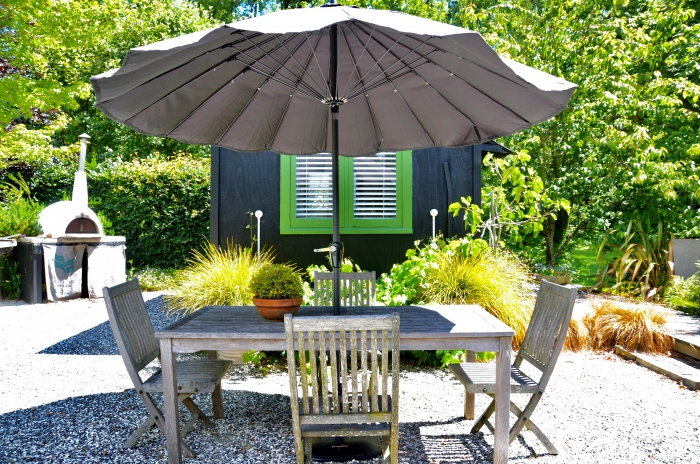 Photo of property: Patio-in summer